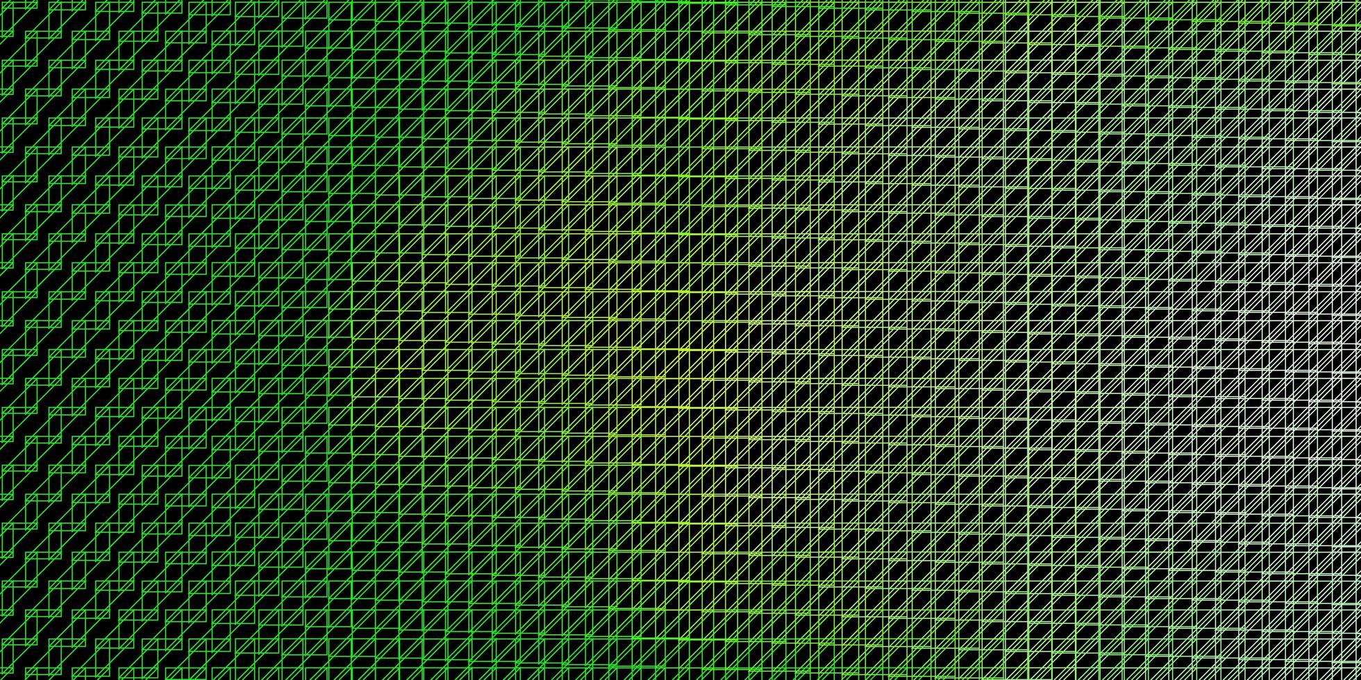 mörkgrön vektor konsistens med linjer.