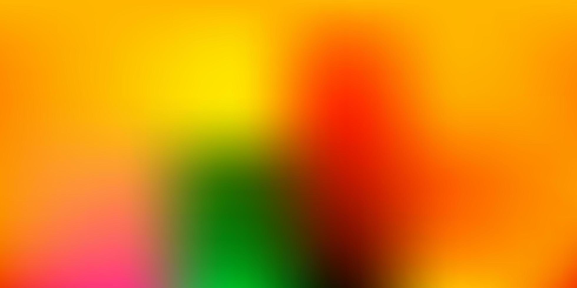 leichte mehrfarbige Vektor-Gradienten-Unschärfe-Textur. vektor