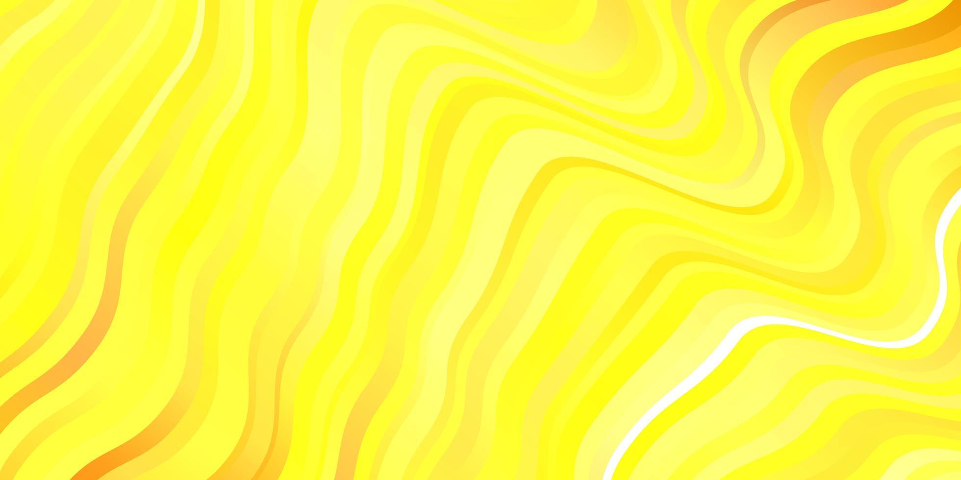 helloranger Vektorhintergrund mit Bögen. vektor
