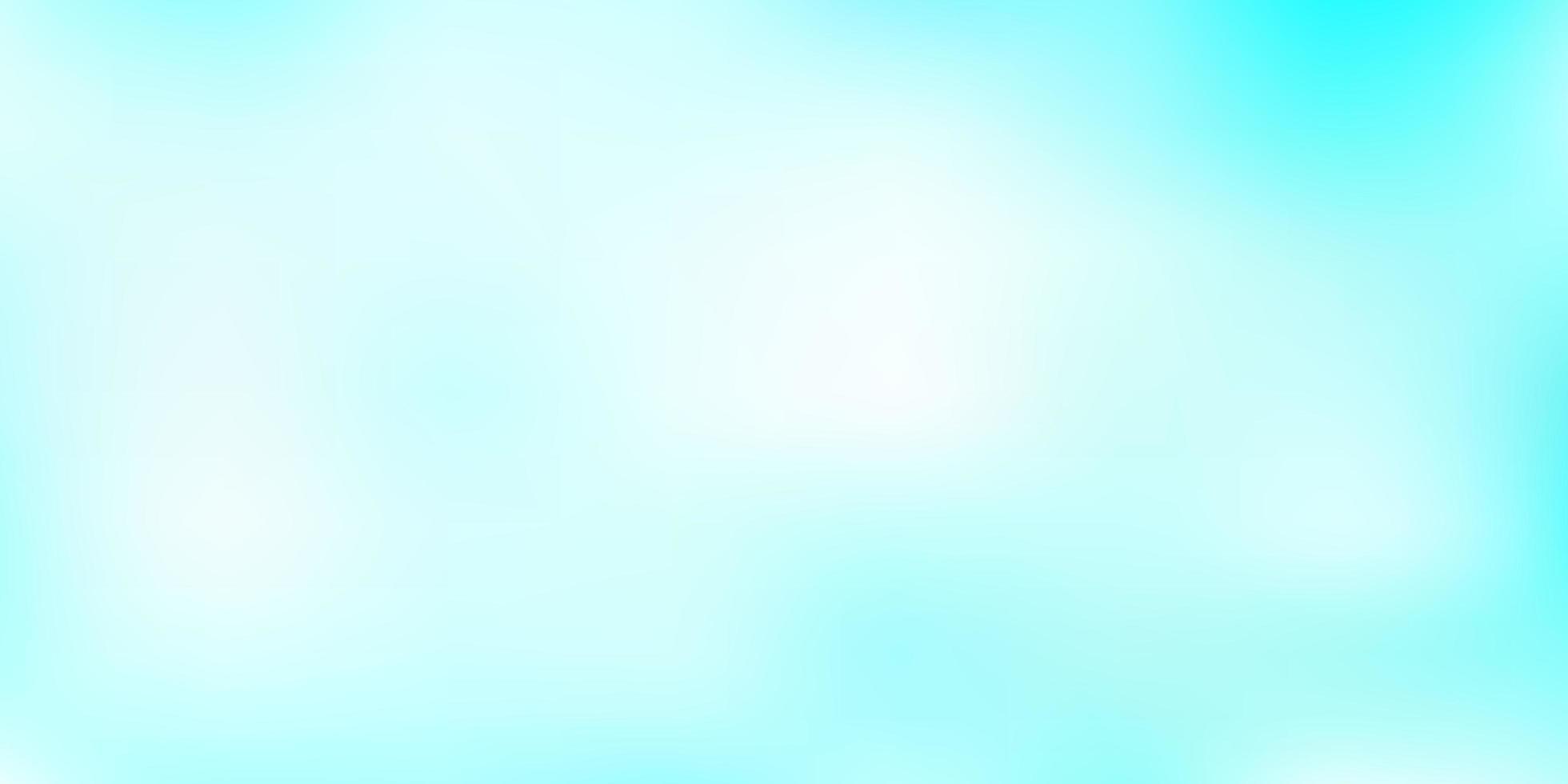 ljusblå suddighetsritning för vektor. vektor