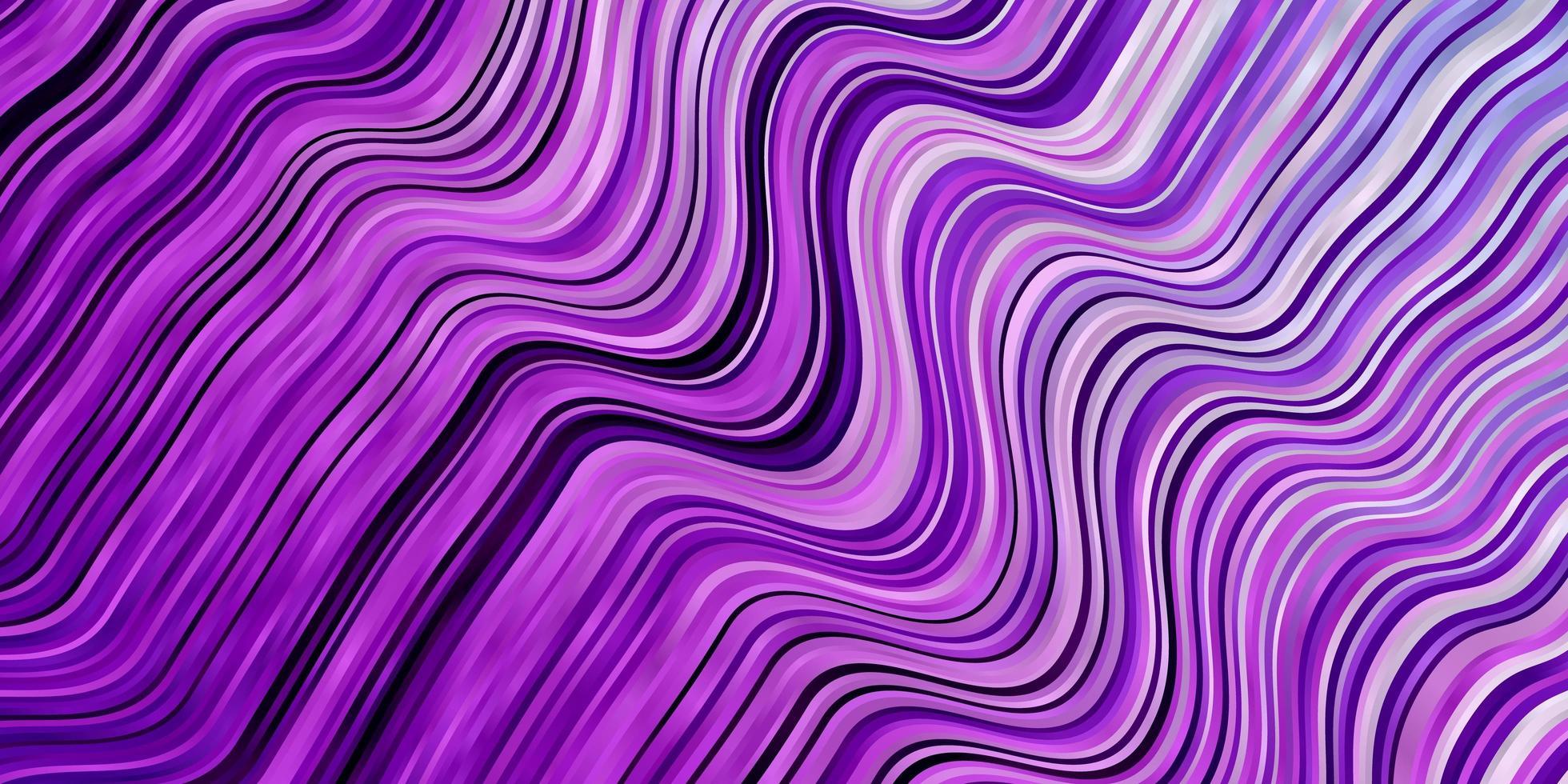 hellviolette Vektorbeschaffenheit mit trockenen Linien. vektor