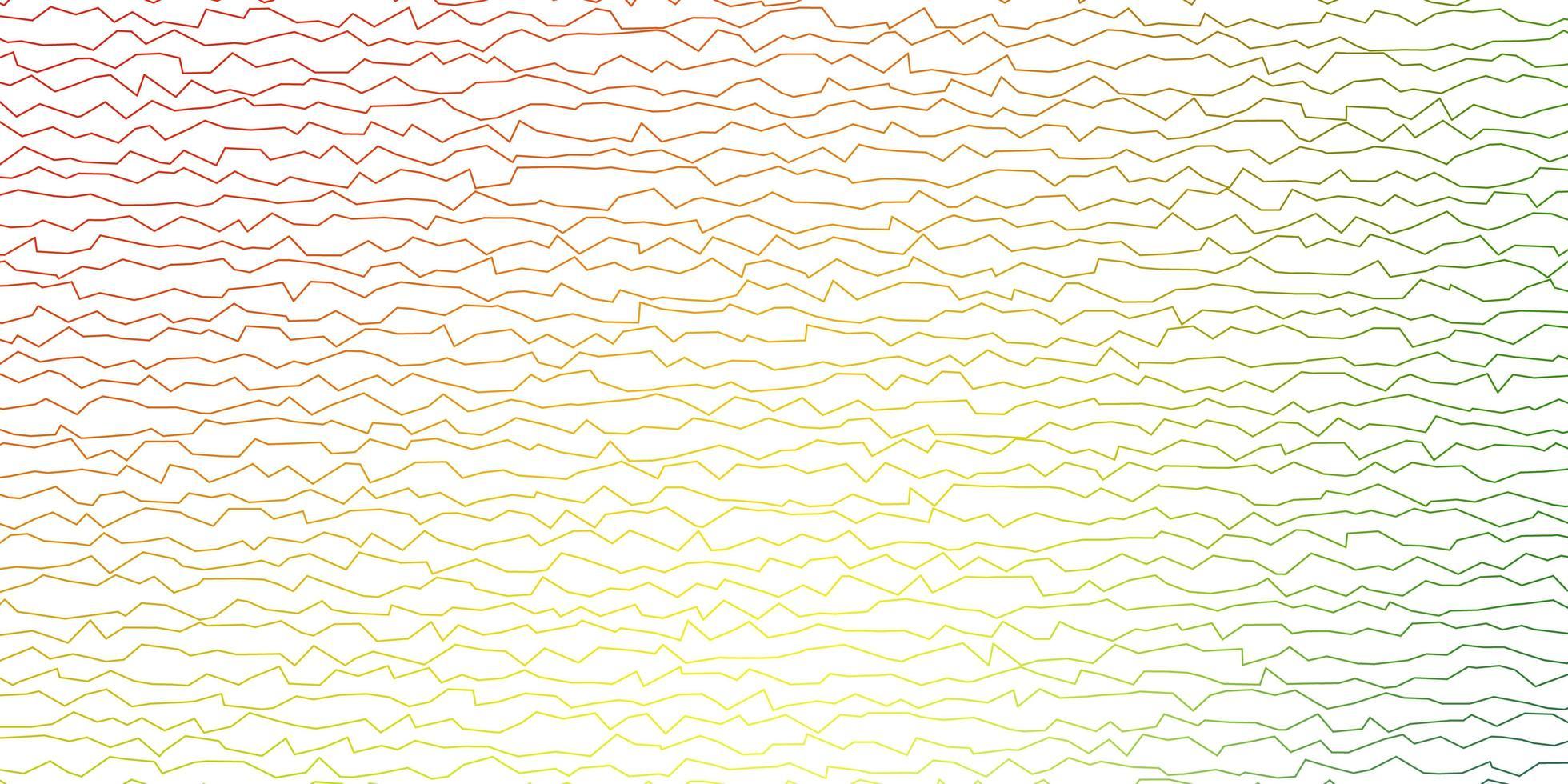 mörk flerfärgad bakgrund med cirkulär båge. vektor