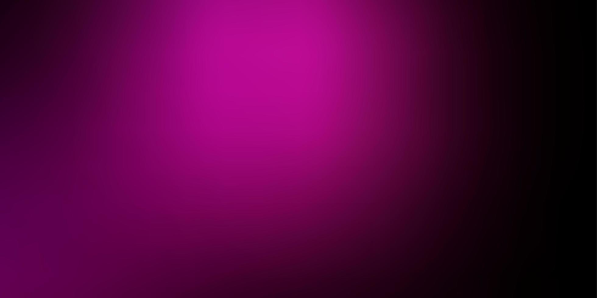 mörkrosa vektor suddig mall.