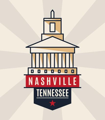 Unika Nashville vektorer