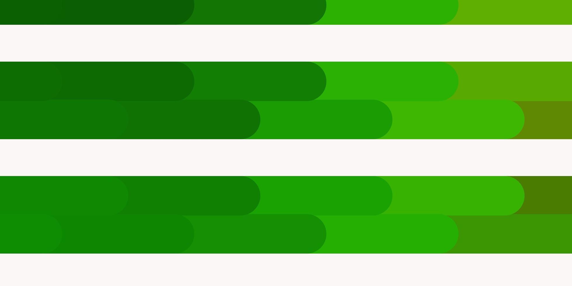 ljusgrön vektor bakgrund med linjer.