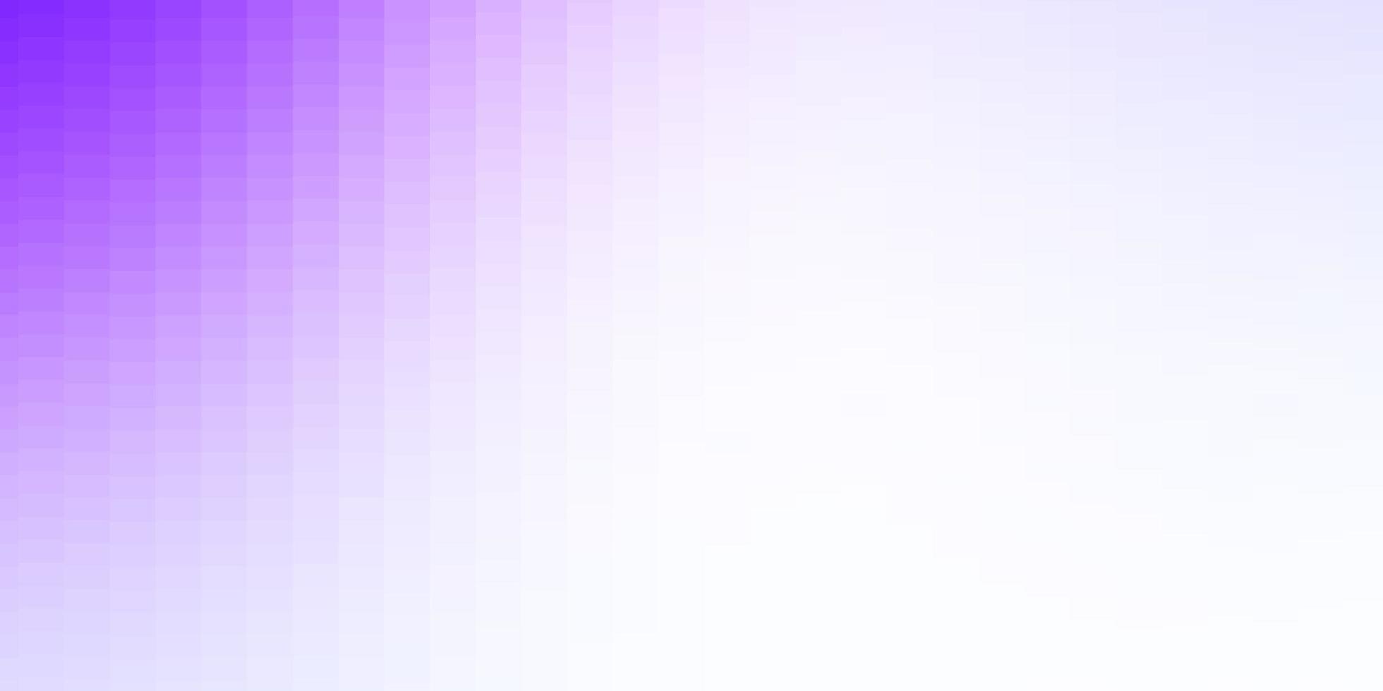 ljuslila vektorlayout med linjer, rektanglar. vektor