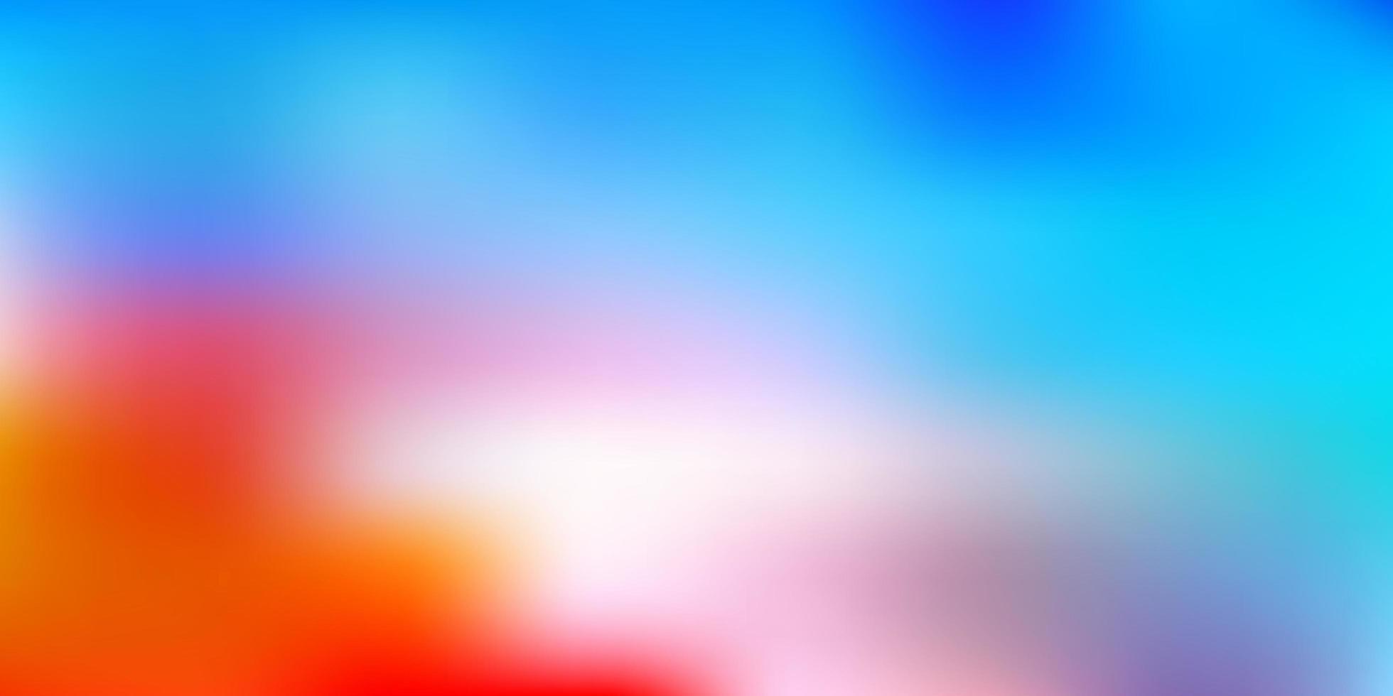 ljusblå, röd vektor abstrakt oskärpa konsistens.