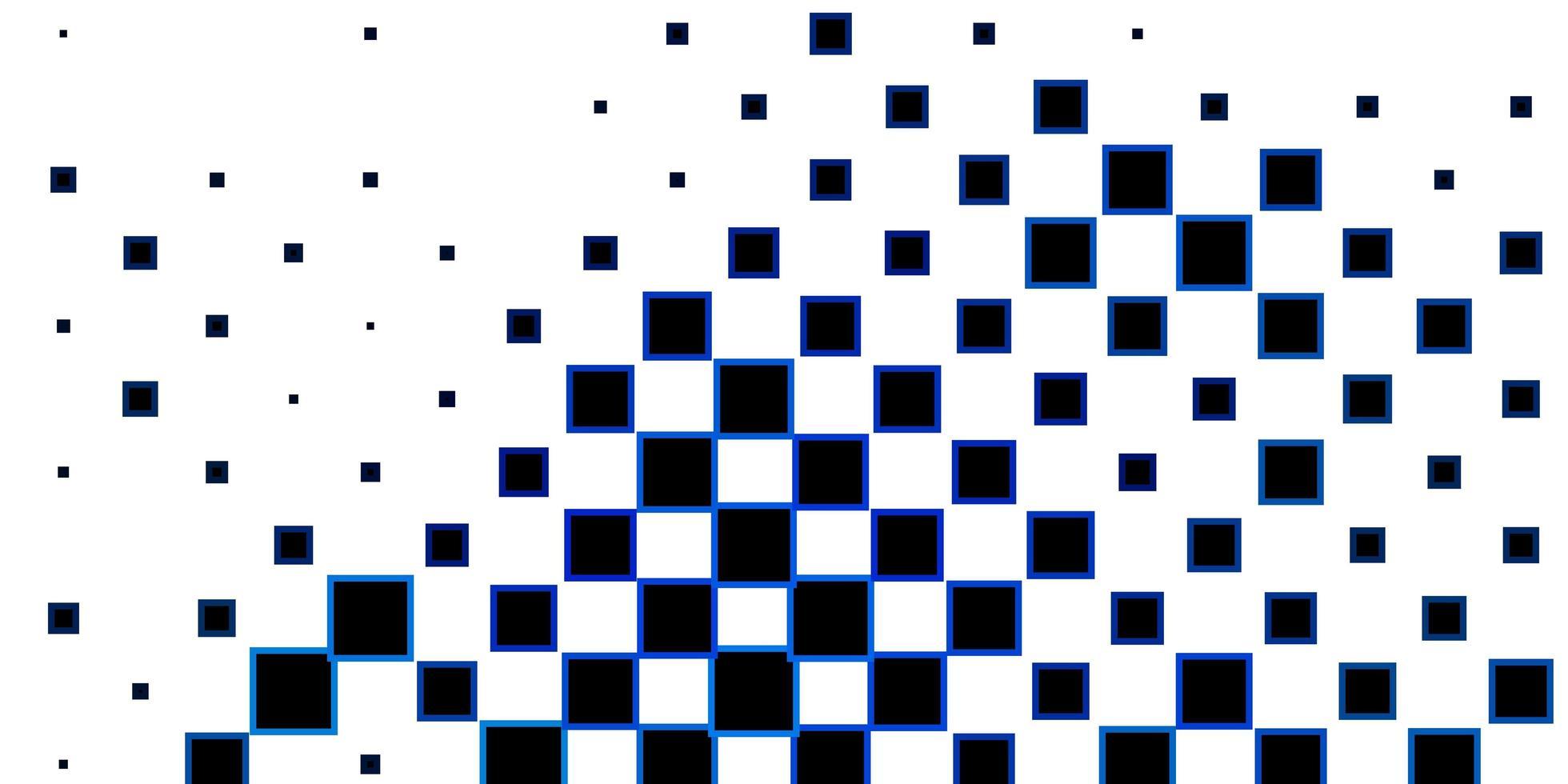 mörkblå vektorbakgrund i polygonal stil. vektor