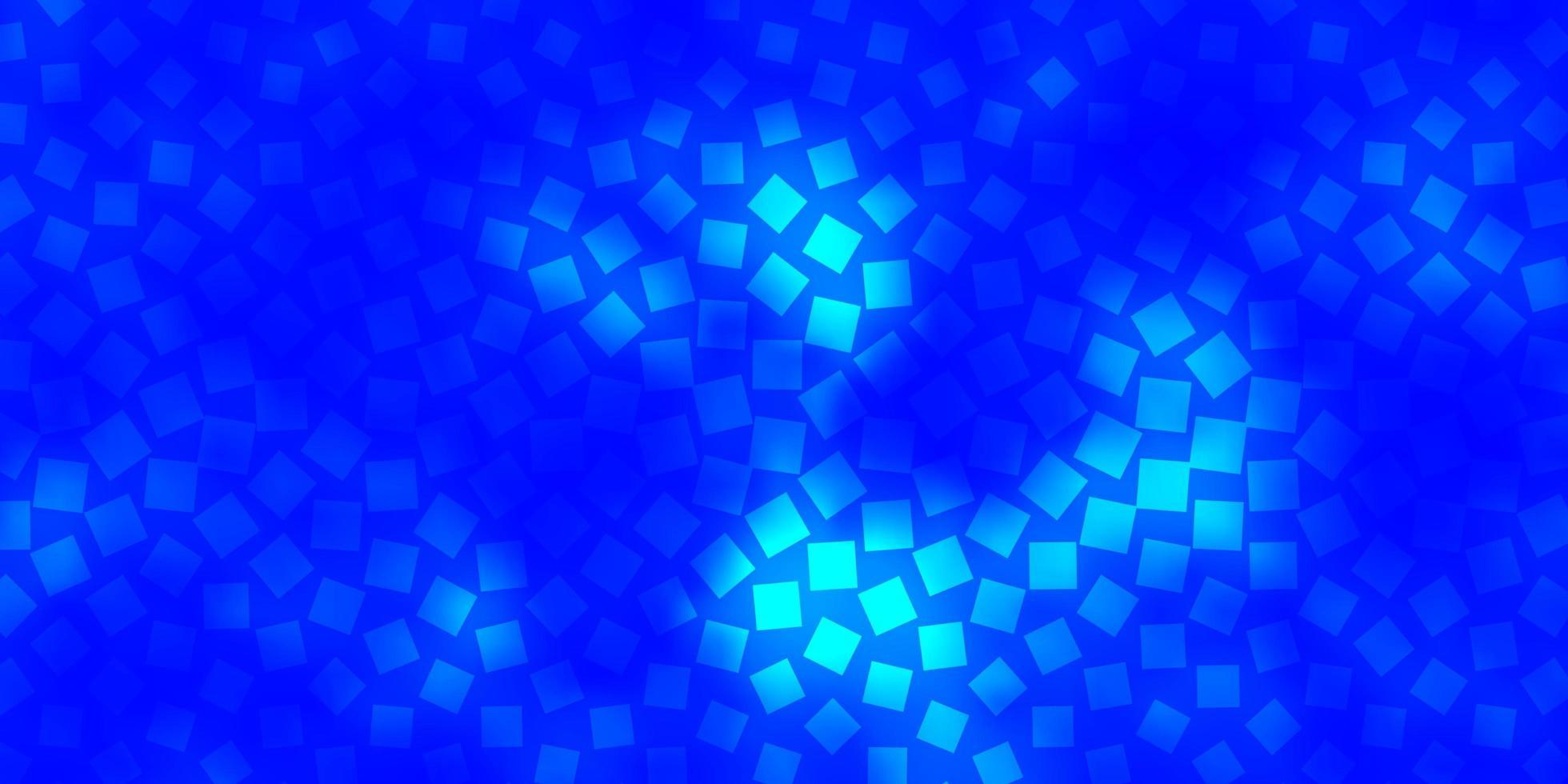 dunkelblauer Vektorhintergrund im polygonalen Stil. vektor