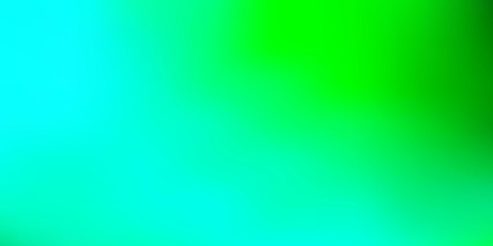 hellgrüne Vektor Unschärfe Vorlage.