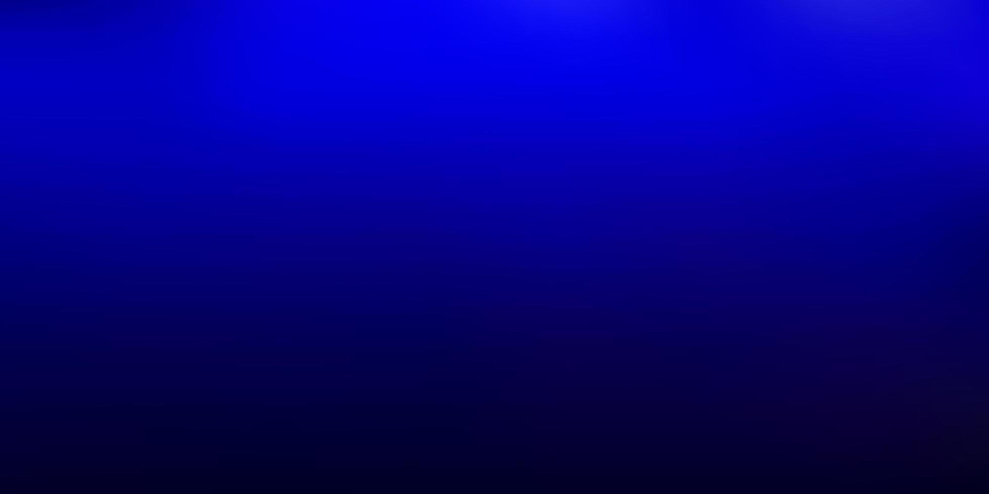 mörkblå vektor gradient oskärpa ritning.
