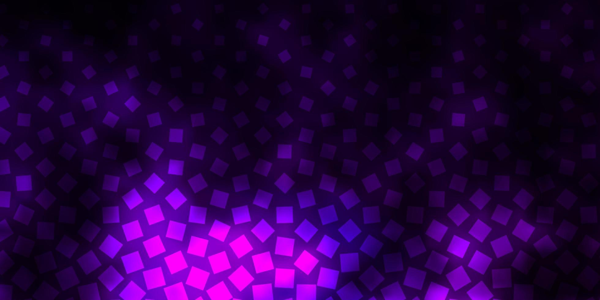 mörkrosa vektorbakgrund i polygonal stil. vektor