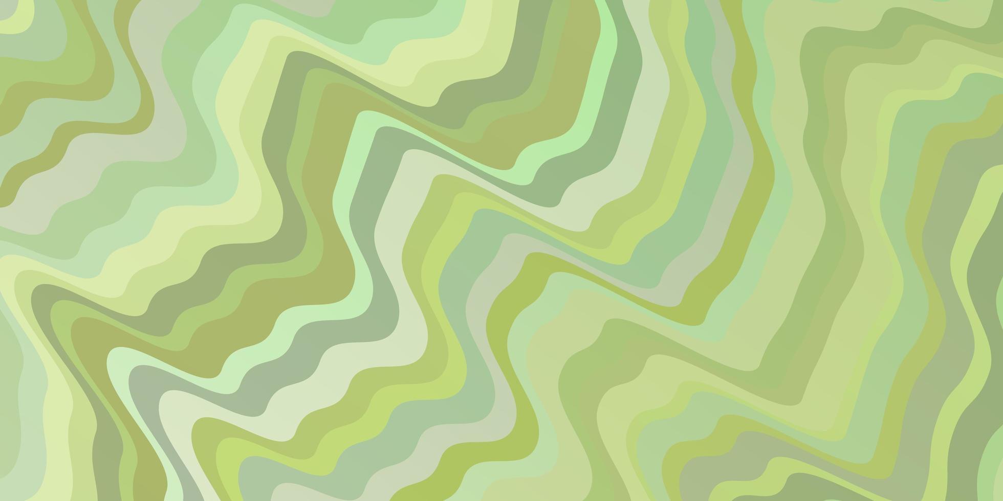 hellgrüne Vektorbeschaffenheit mit trockenen Linien vektor