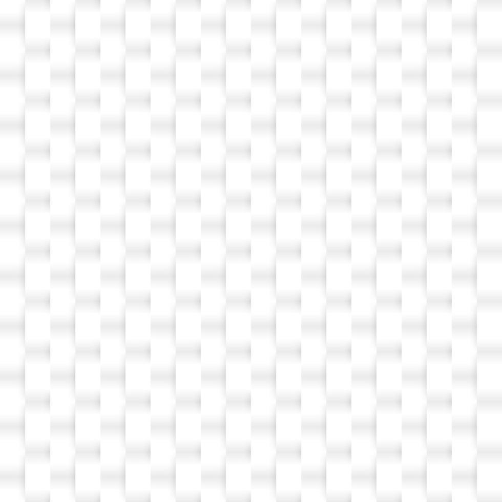 abstrakt, 3d, modern vit och grå mönsterbakgrund med kuber vektor