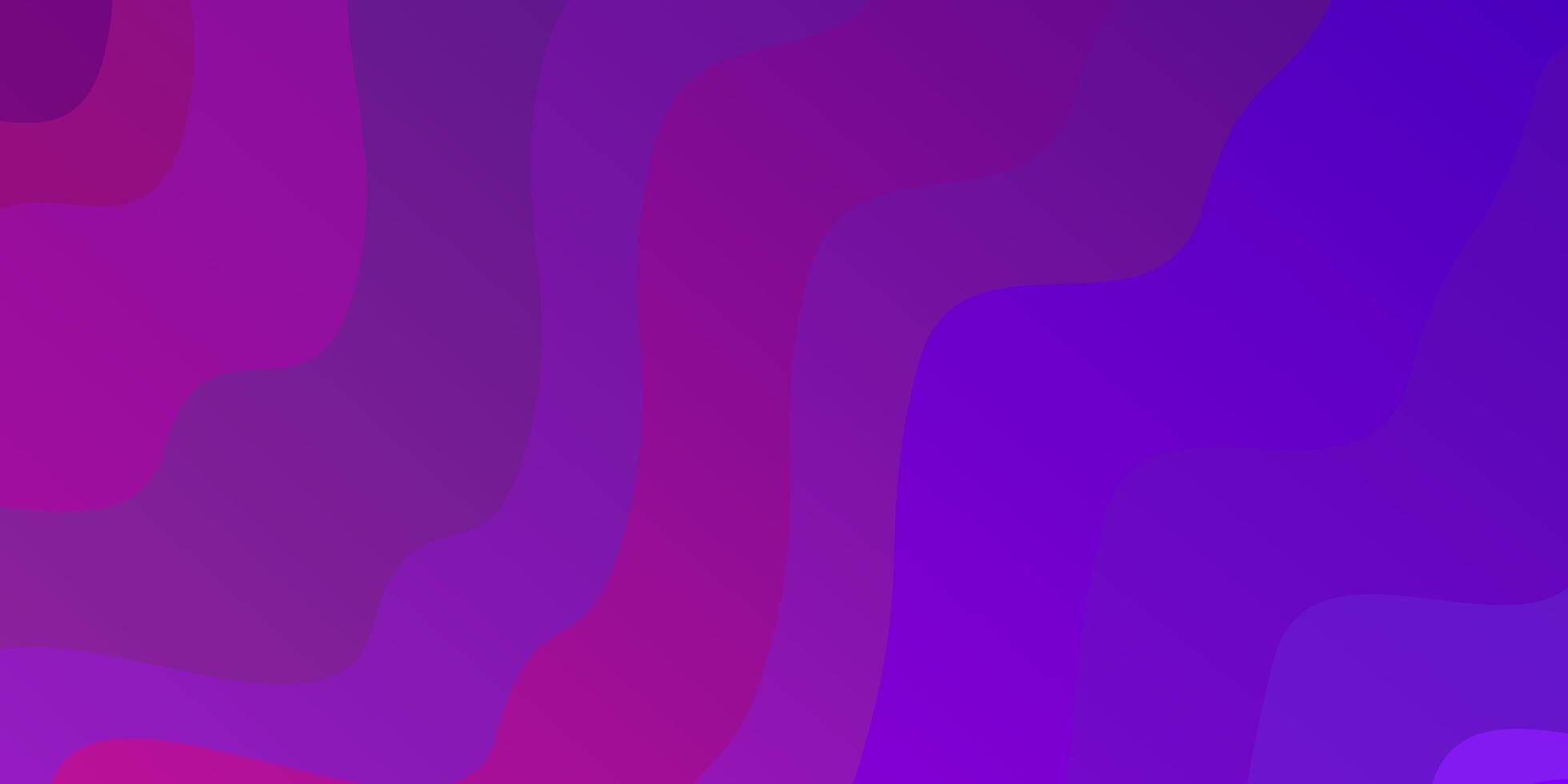 ljuslila, rosa vektormall med linjer. vektor