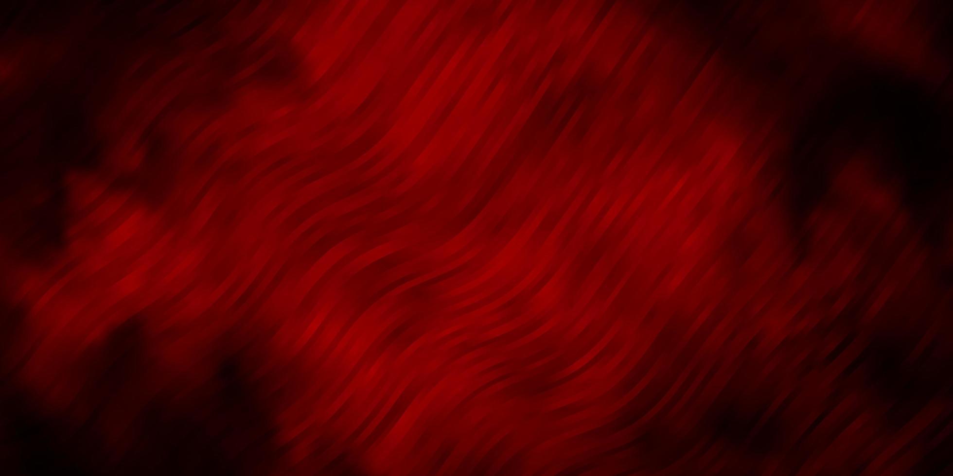 dunkelrote Vektorschablone mit Linien. vektor