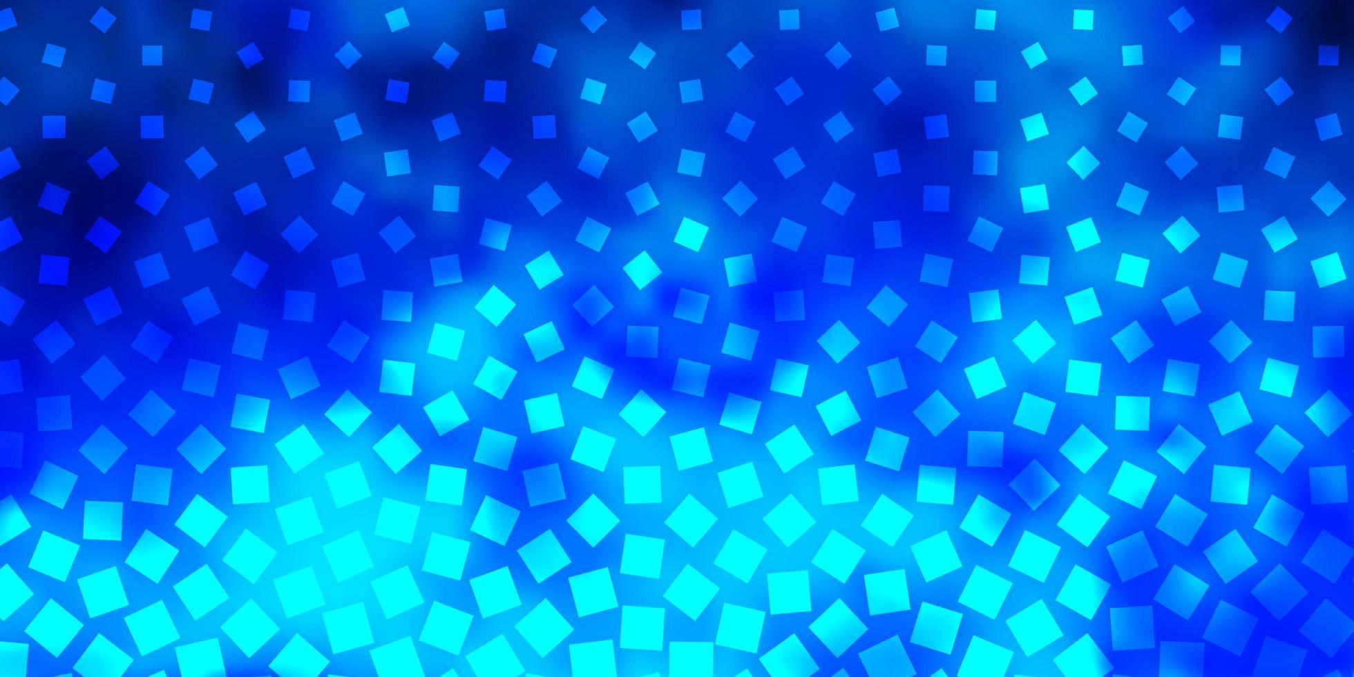 hellblauer Vektorhintergrund im polygonalen Stil. vektor