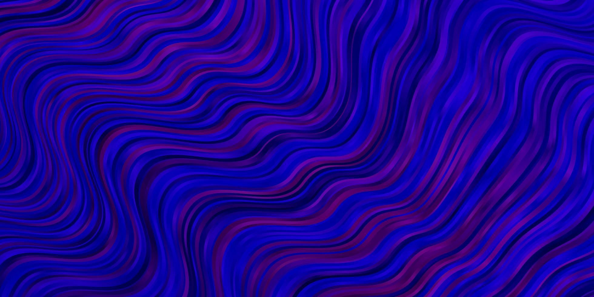 ljuslila vektormall med linjer. vektor