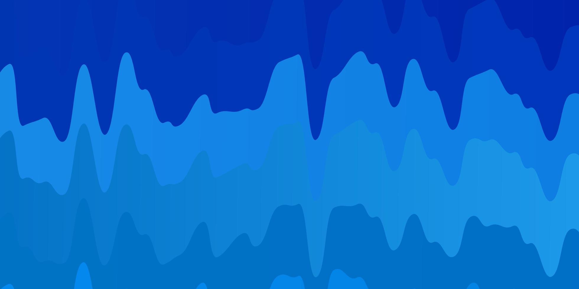 hellblauer Vektorhintergrund mit Kreisbogen vektor