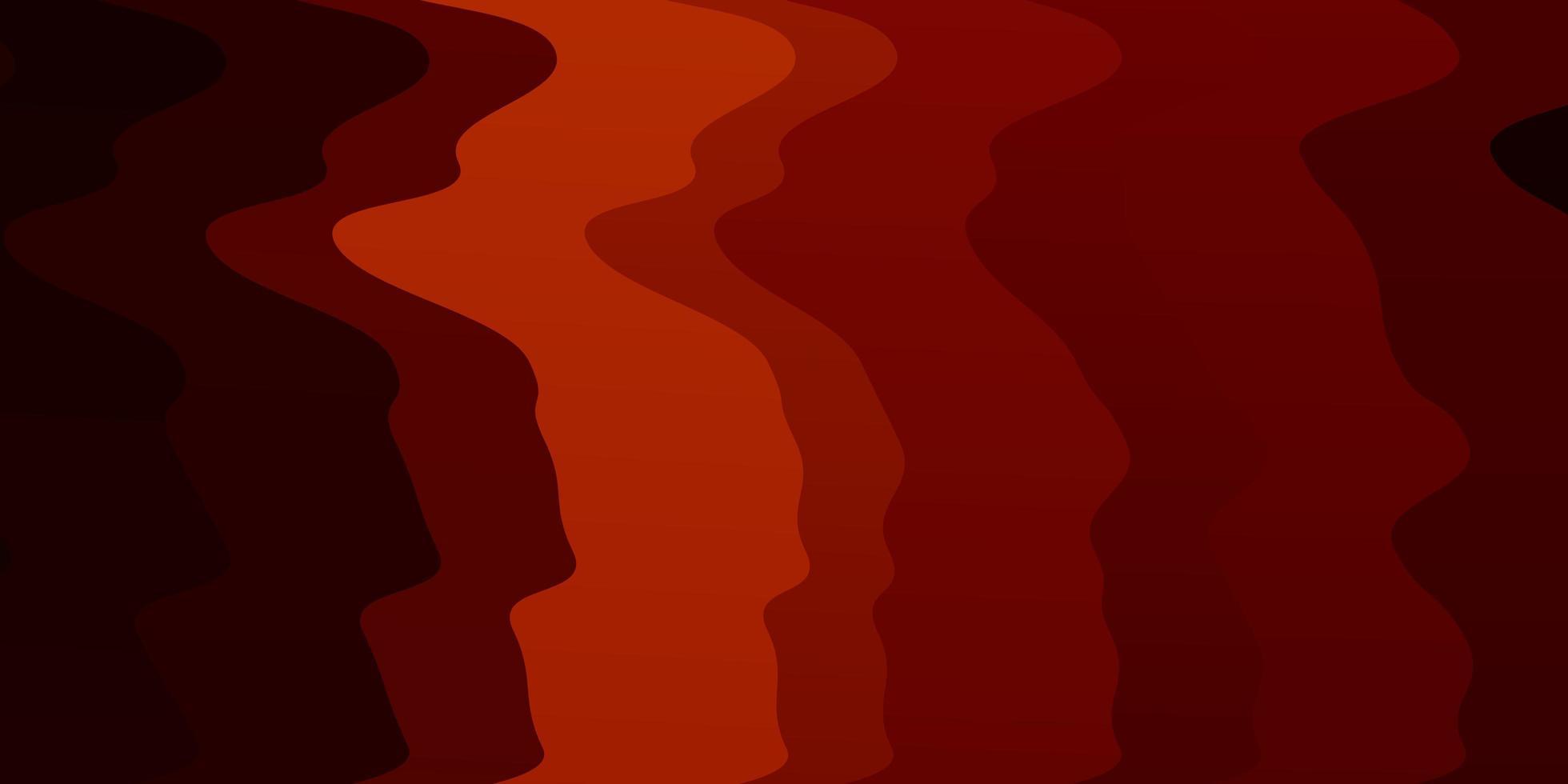ljusröd vektorlayout med sneda linjer. vektor