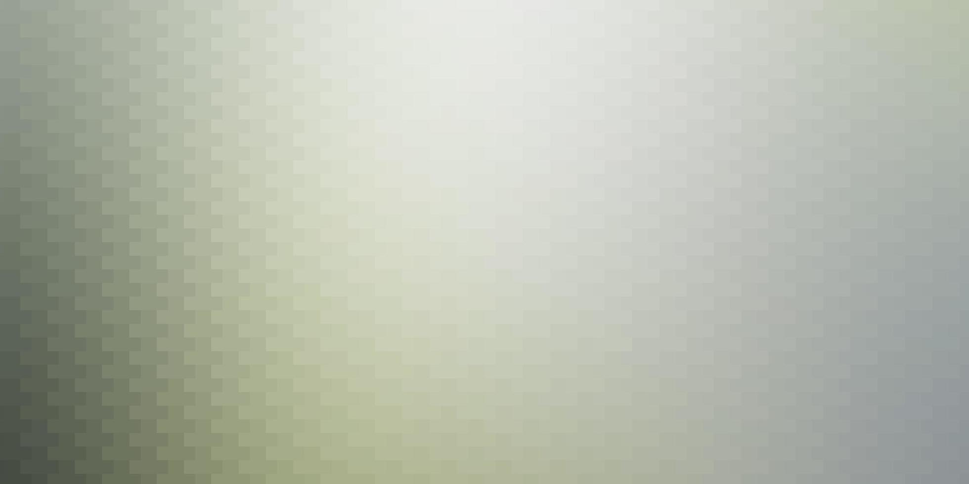 hellgraue Vektortextur im rechteckigen Stil. vektor