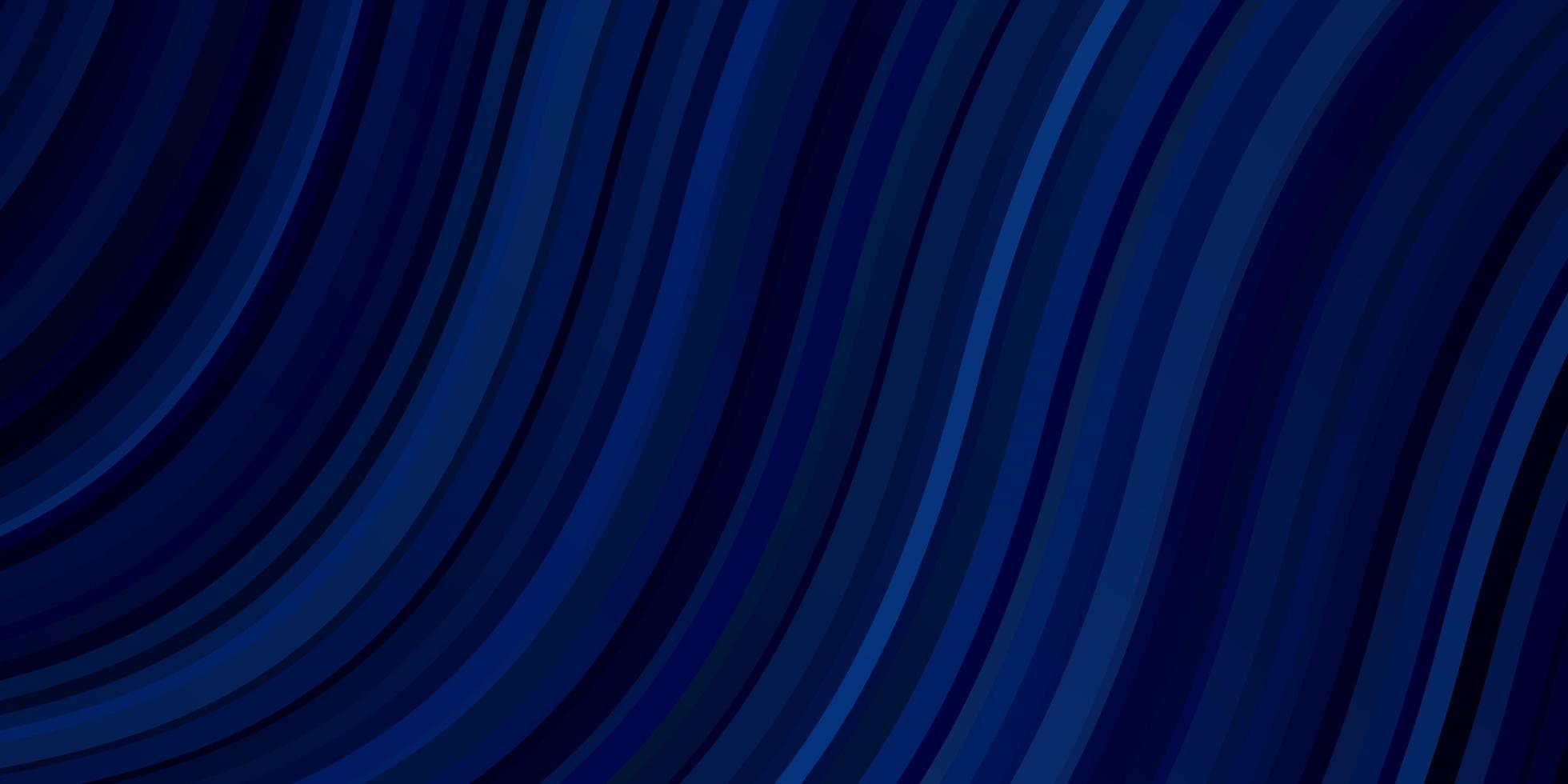 ljusblå vektormall med sneda linjer. vektor