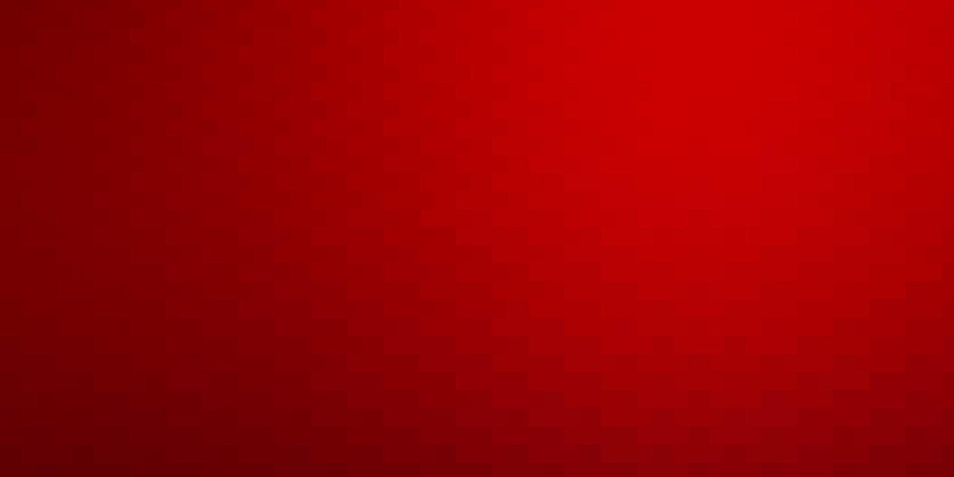 mörk röd vektor layout med linjer, rektanglar.