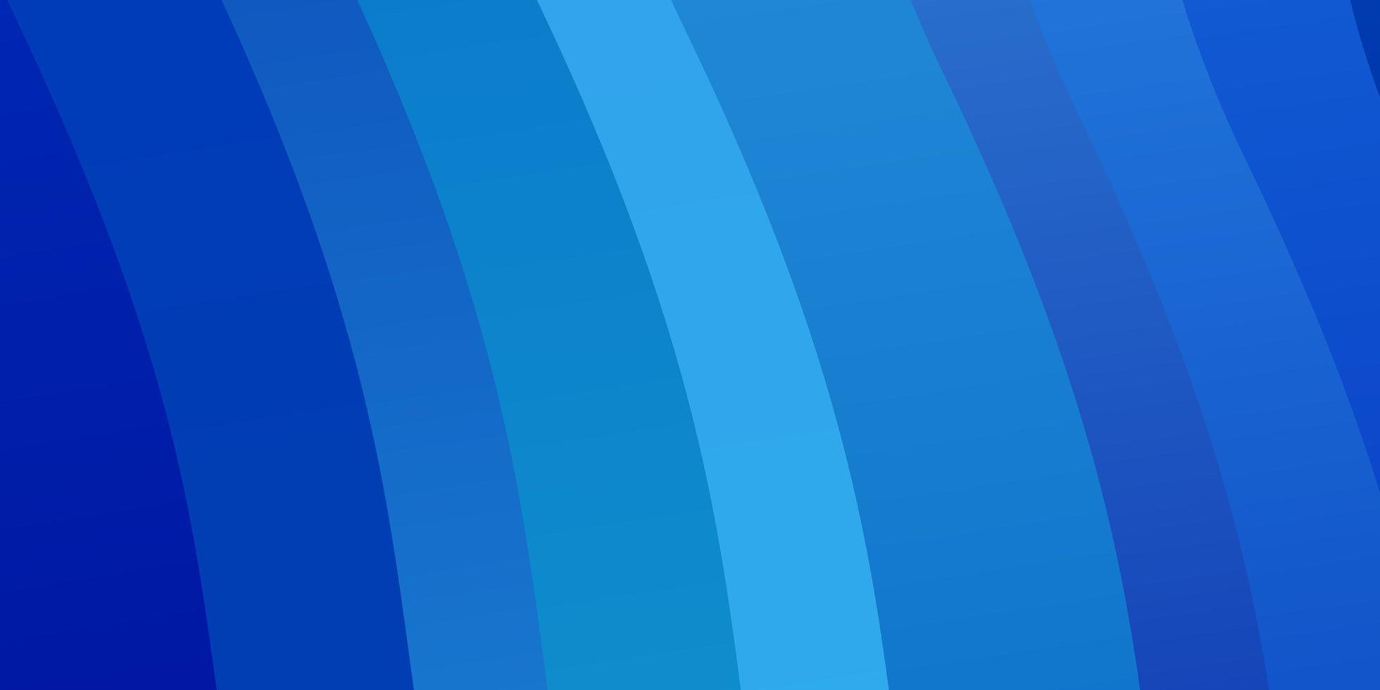 hellblaue Vektorschablone mit schiefen Linien. vektor