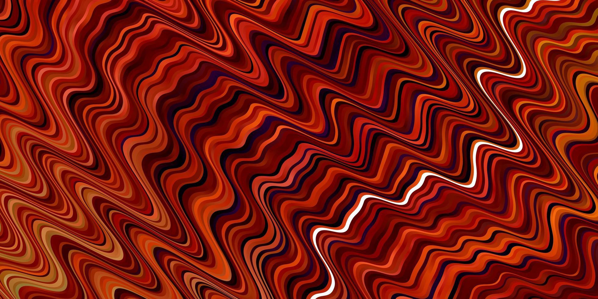 heller mehrfarbiger Vektorhintergrund mit Linien. vektor