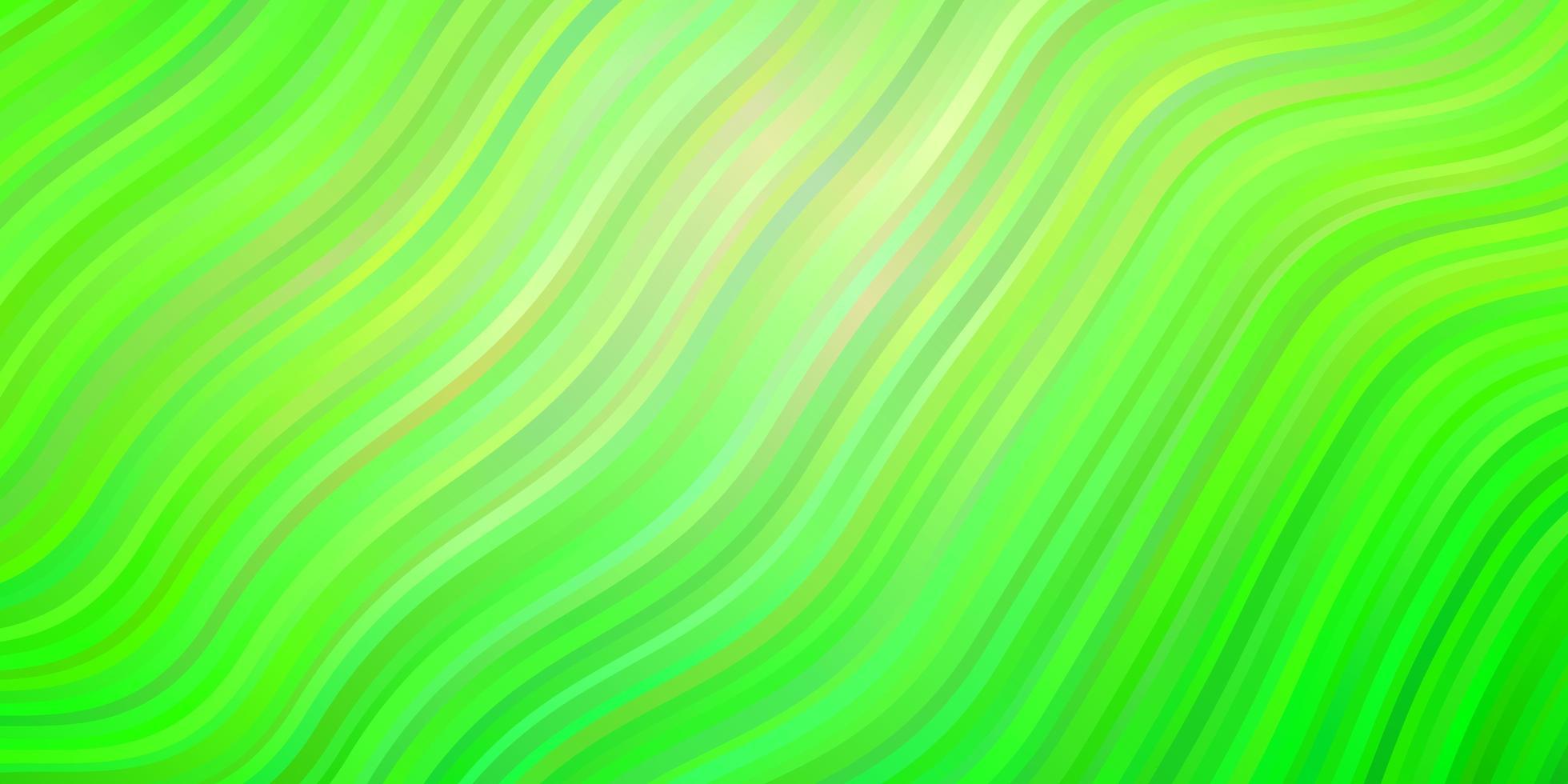 hellgrünes Vektormuster mit schiefen Linien. vektor