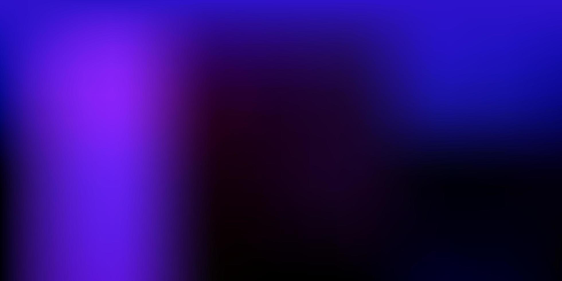 mörkrosa, blå vektor oskärpa bakgrund.
