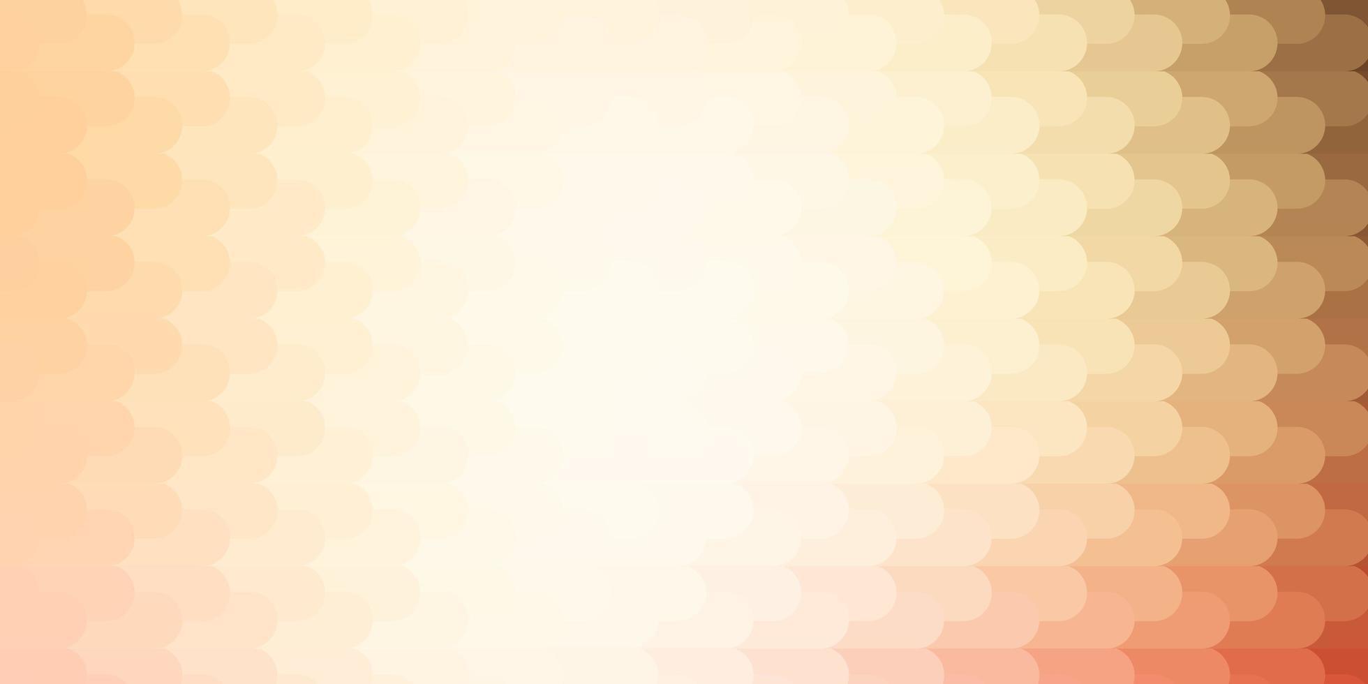 hellrosa, gelbe Vektorbeschaffenheit mit Linien. vektor
