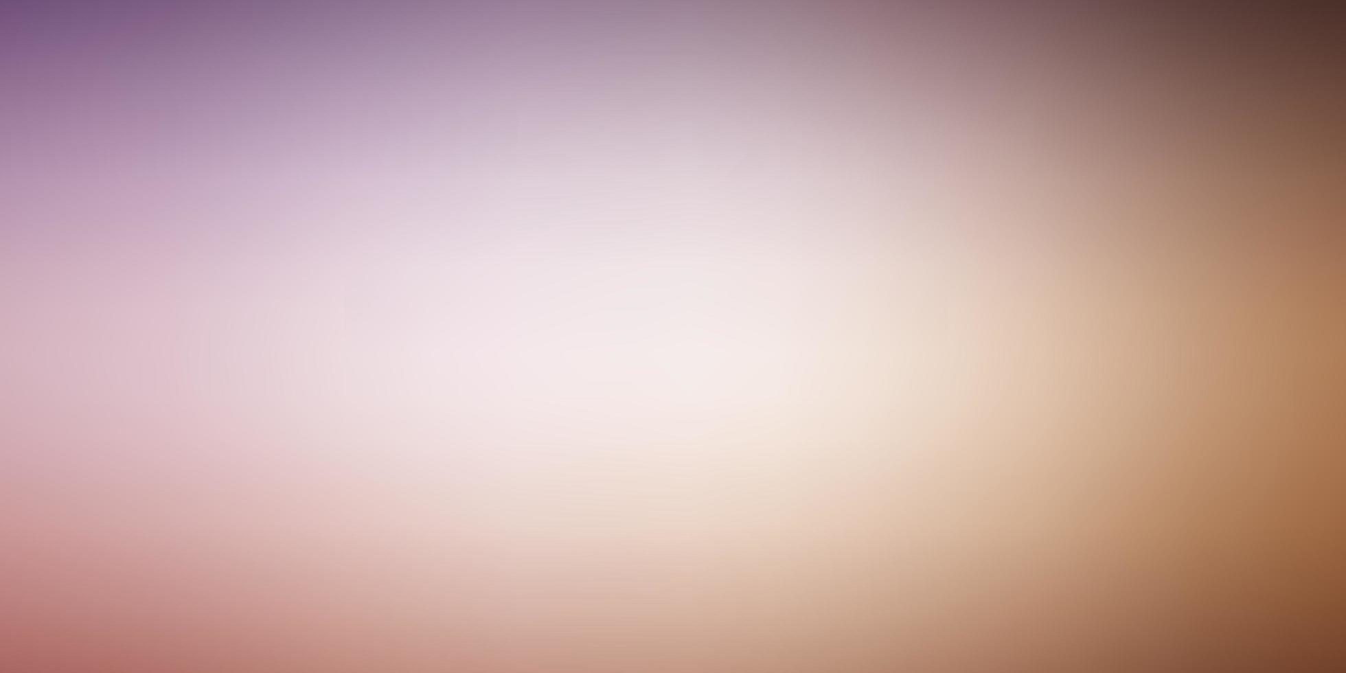 ljuslila, rosa vektor modern suddig bakgrund.