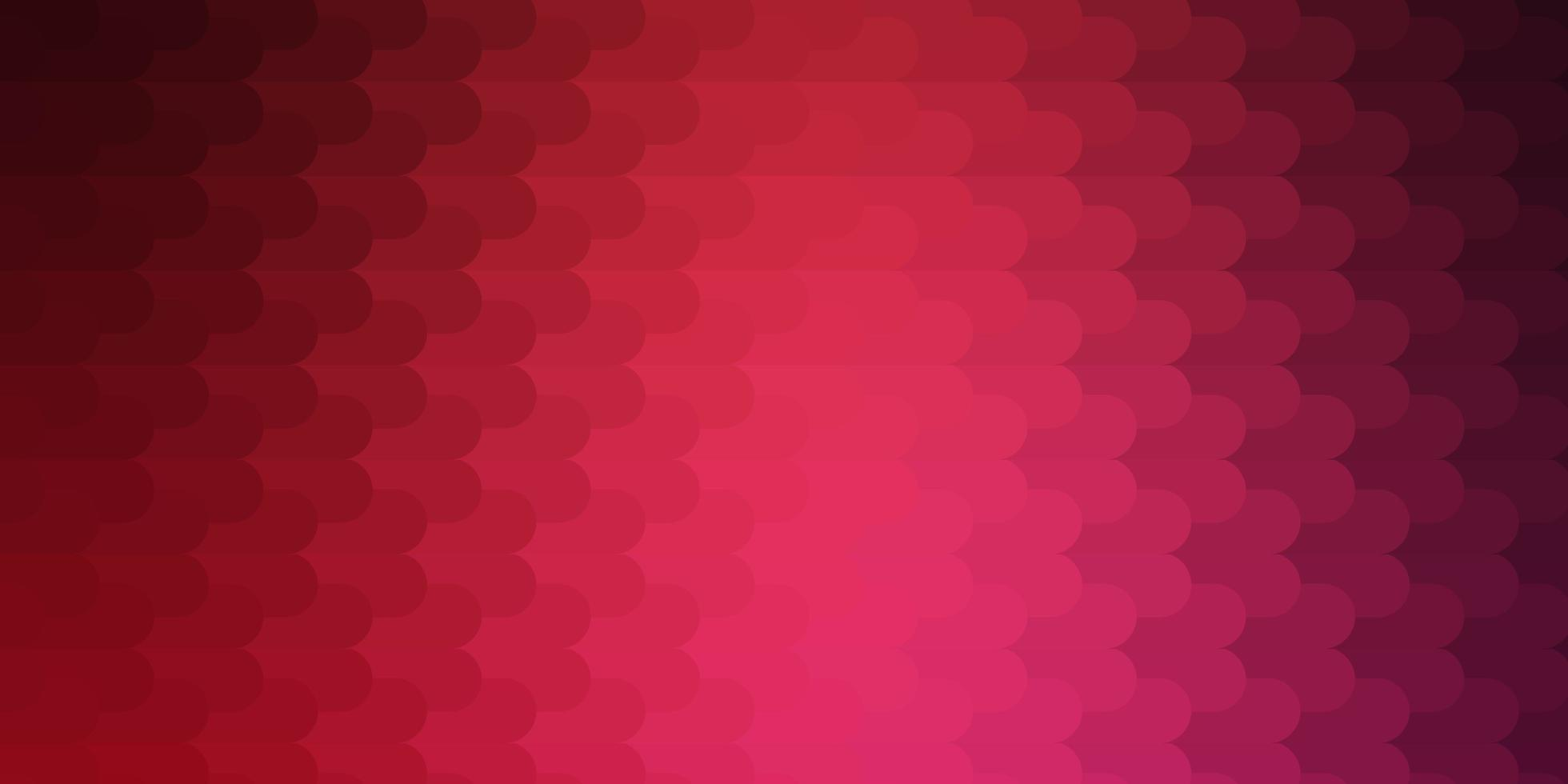 hellrosa, rotes Vektorlayout mit Linien. vektor