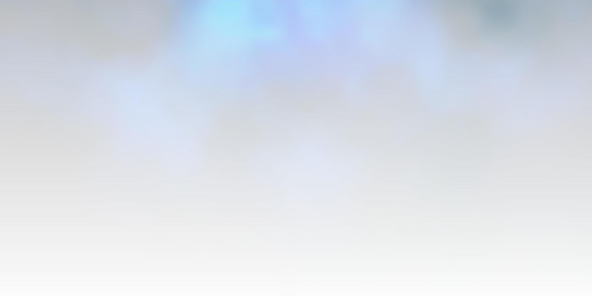 mörkblå vektormönster med moln. vektor