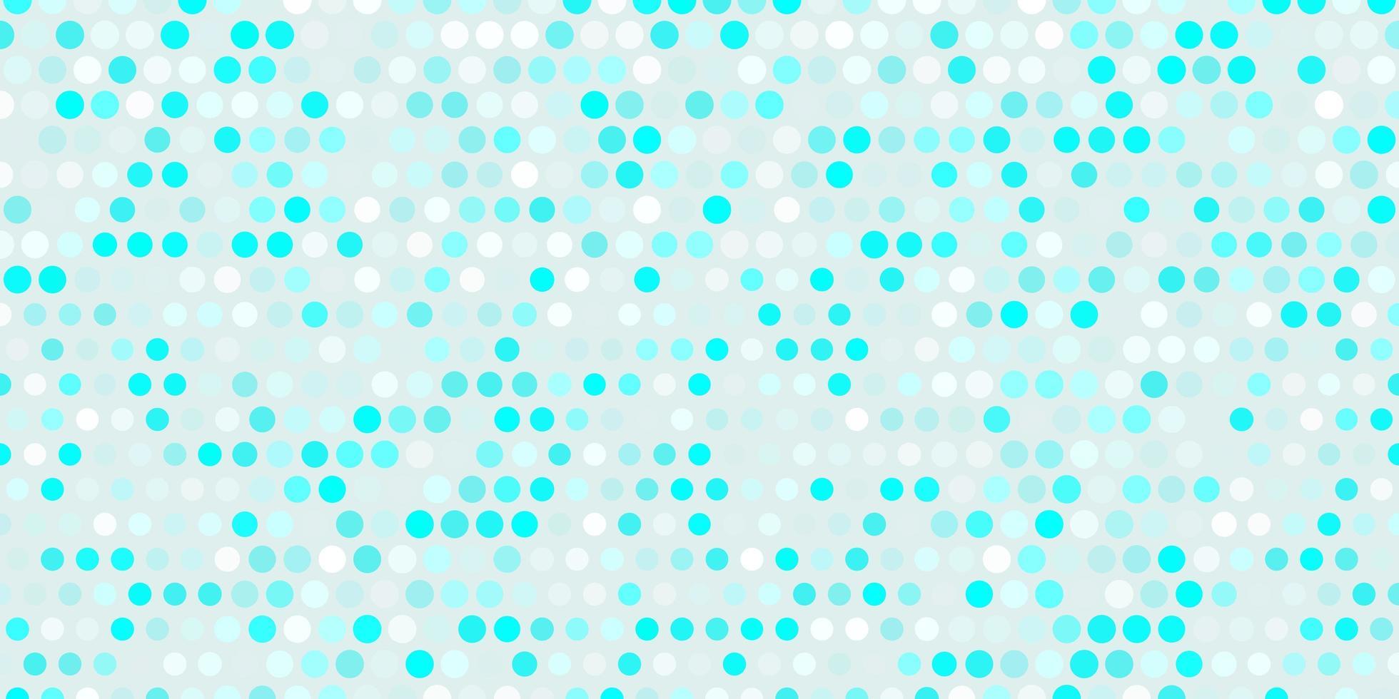 hellgrüne Vektorbeschaffenheit mit Scheiben. vektor