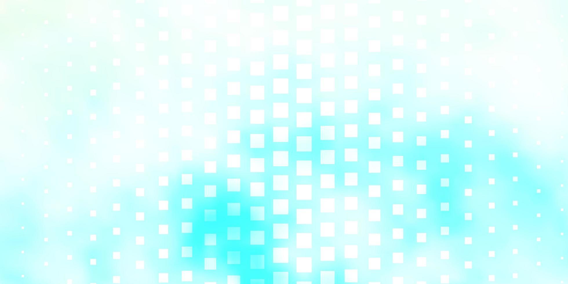 ljusblå vektorlayout med linjer, rektanglar vektor