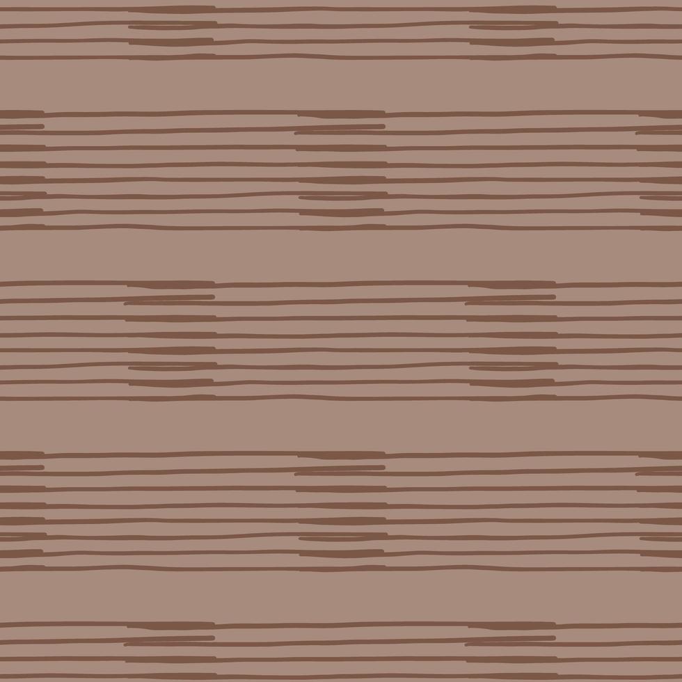 vektor sömlös textur bakgrundsmönster. handritade, bruna färger.