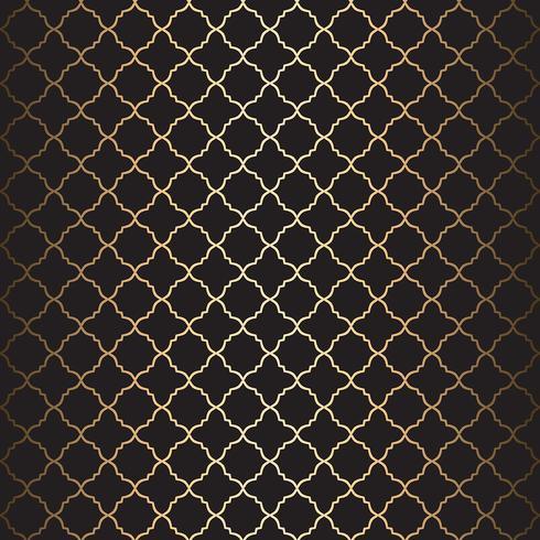 Arabisk mönster bakgrund vektor