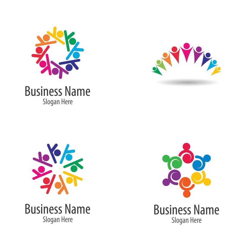 lagarbete logotyp bilder vektor