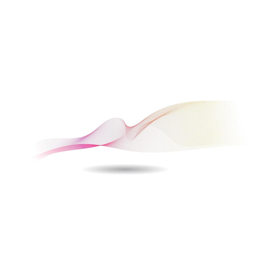 våglinjebilder vektor