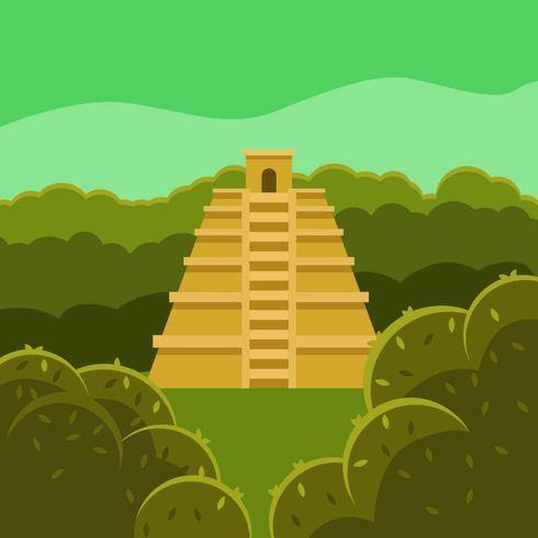 El Dorado Illustration Vektor