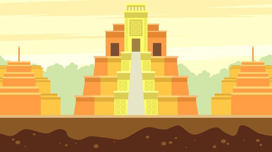 El Dorado City Of Gold Gratis Vector