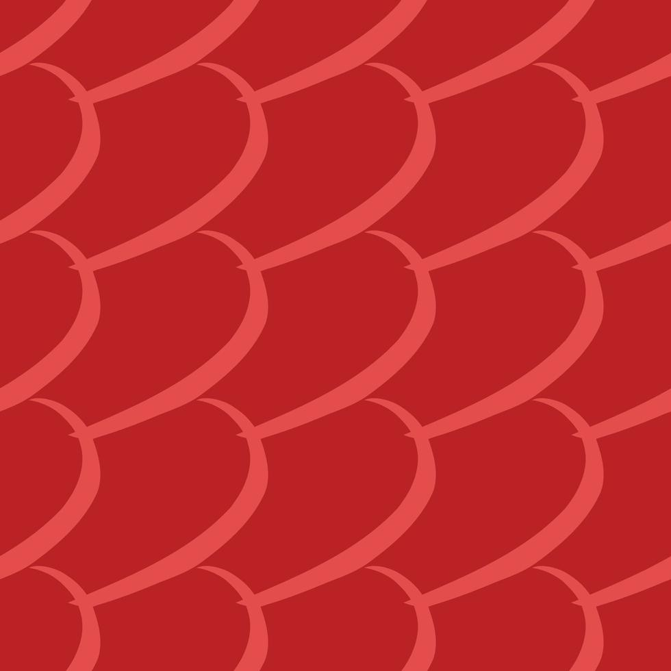 Vektor nahtloses Muster, Textur Hintergrund. handgezeichnet, rote Farben.