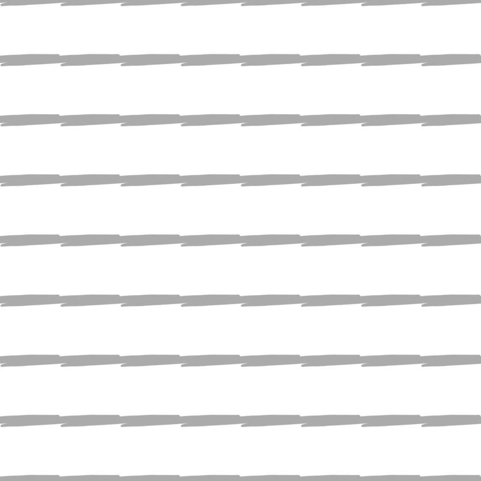 Vektor nahtloses Muster, Textur Hintergrund. handgezeichnete, graue, weiße Farben.
