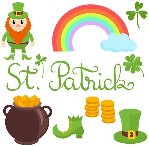 Saint Patrick vektorer