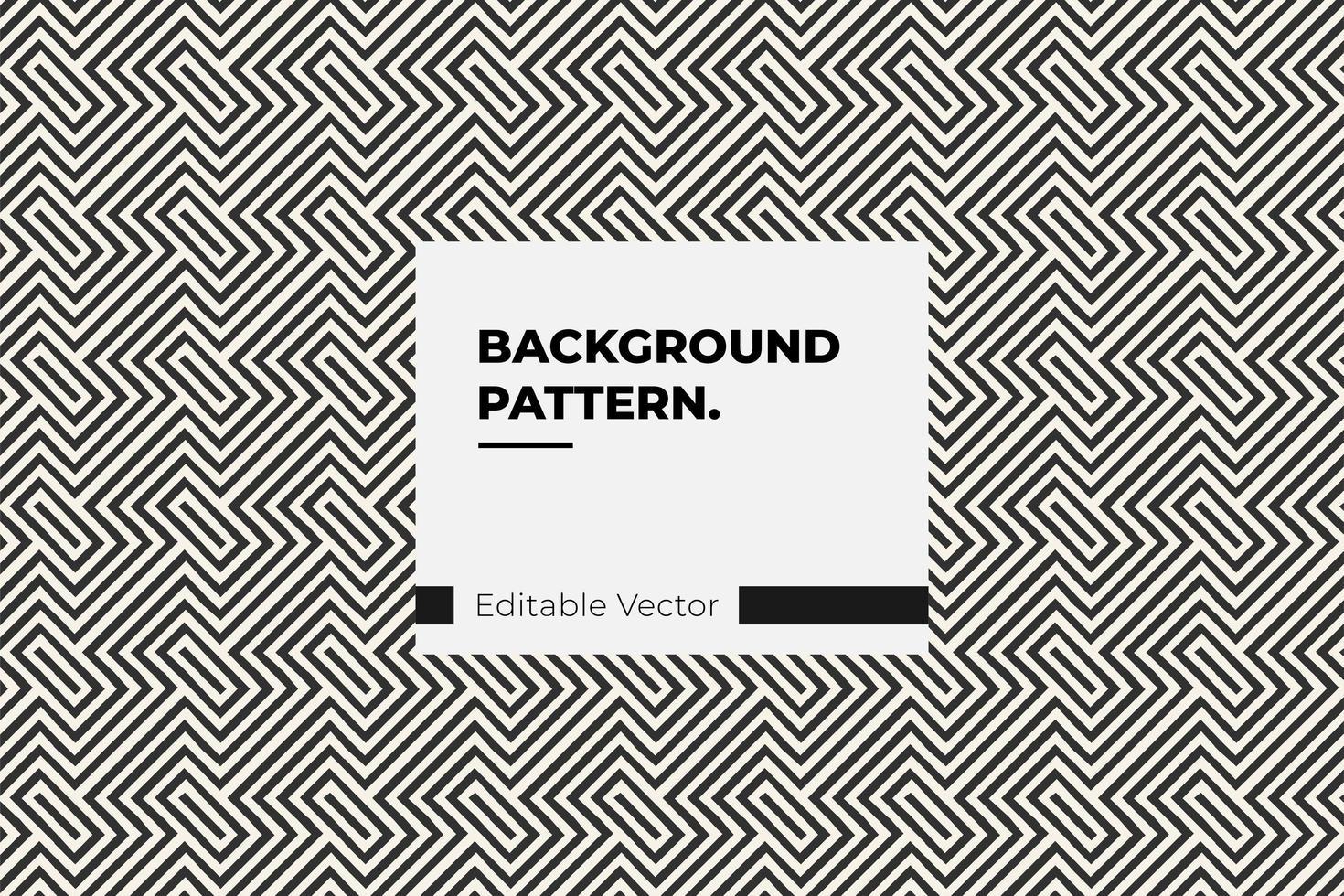 sammankopplande rektangelmönster vektor