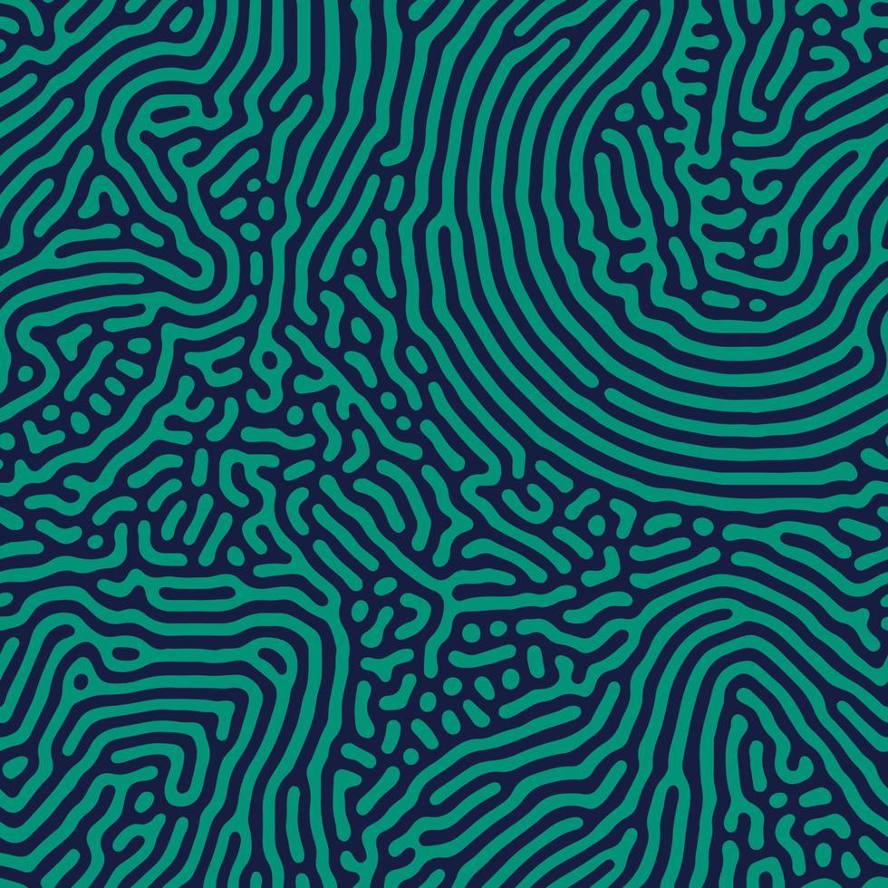 turing sömlösa mönster vektor
