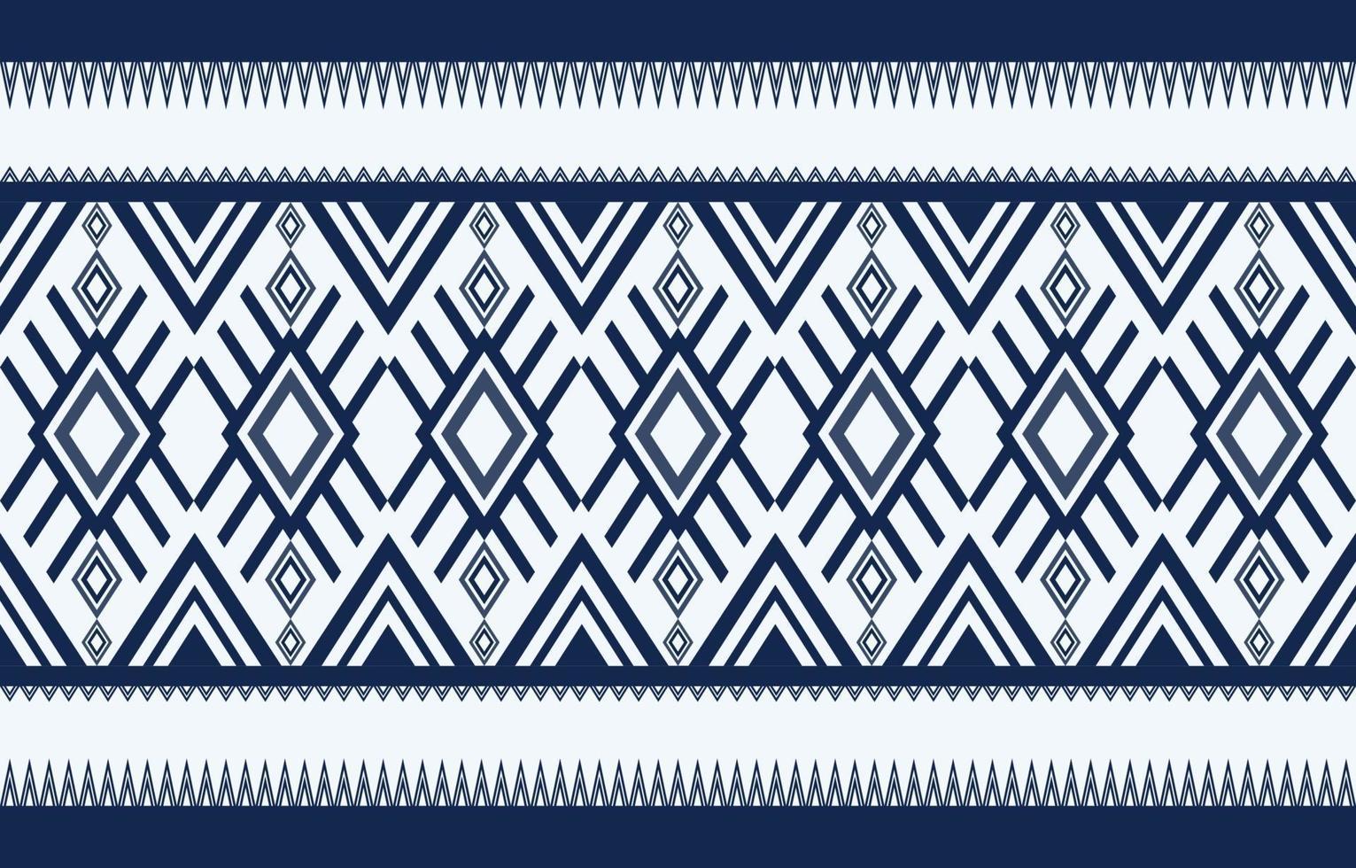 traditionelles Design des abstrakten ethnischen geometrischen ethnischen Musters für einen Hintergrund vektor