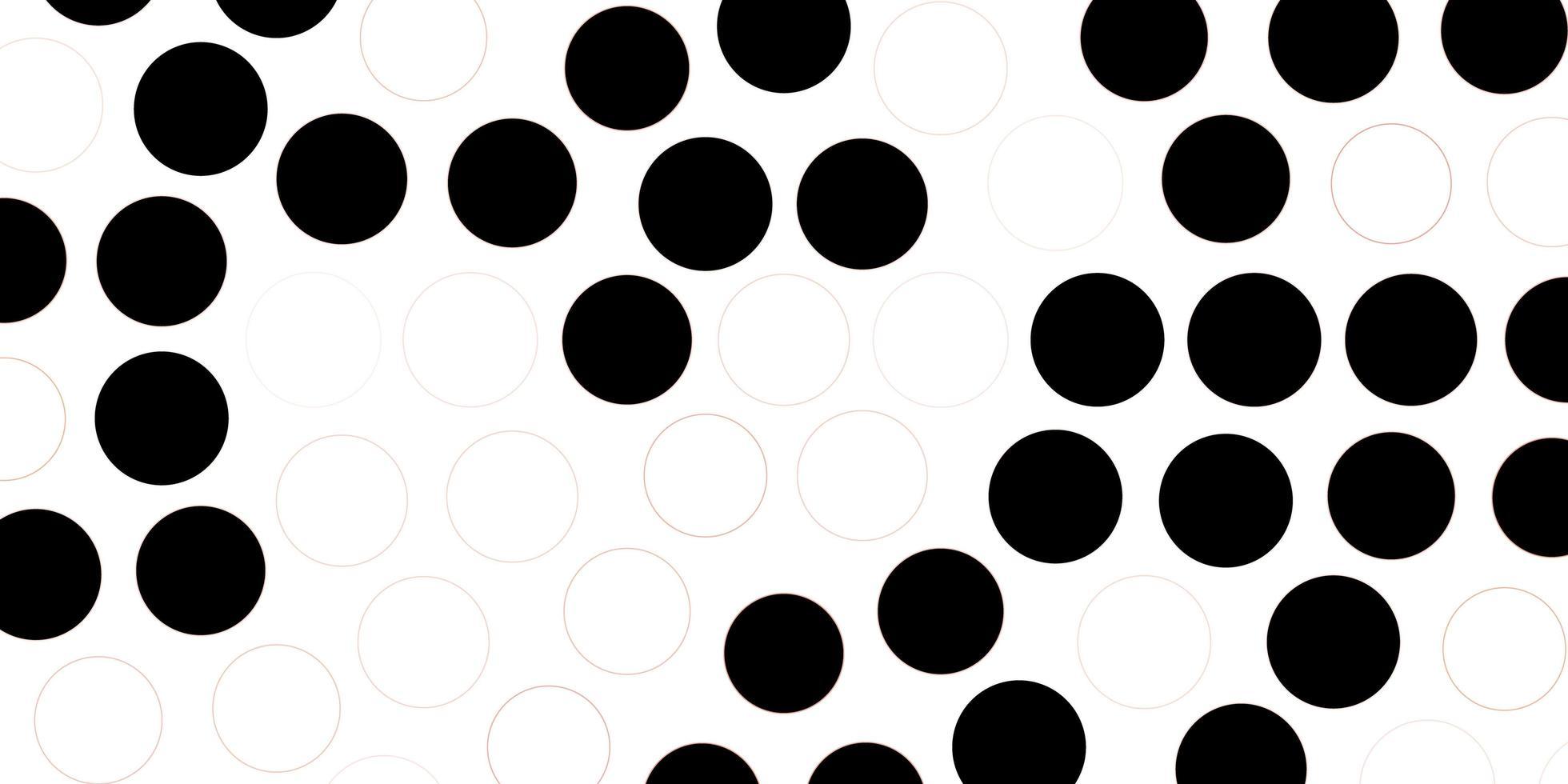 dunkelrote Vektortextur mit Scheiben. vektor